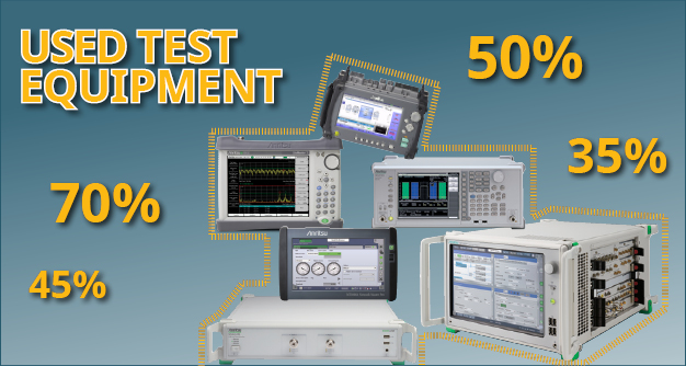 Used Test Equipment