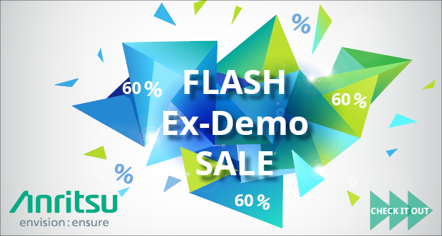 Flash Ex-Demo Sale June 2018