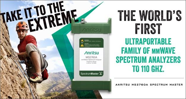 Ultraportable Anritsu