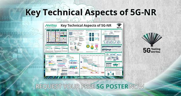 Key Technical Aspects of 5G-NR