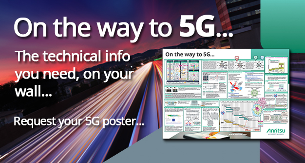 5G Poster - On the way to 5G
