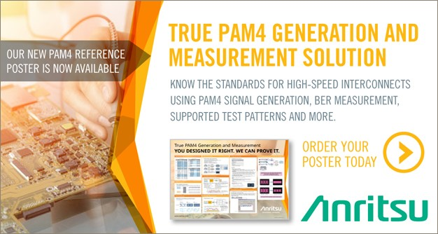 TRUE PAM4 GENERATION AND MEASUREMENT SOLUTION