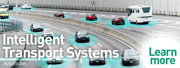 高度道路交通システム(ITS)向けオートモティブソリューション
