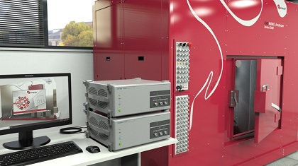 Anritsu and EMITE announce 802.11ax TRP/TIS OTA Platform