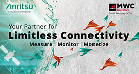 MWC Your Partner for Limitless Connectivity