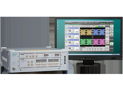 All-in-One BERT and Sampling Oscilloscope