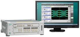 BERTWave™ (100G BERT,Sampling Oscilloscope) MP2110A Option054 with monitor