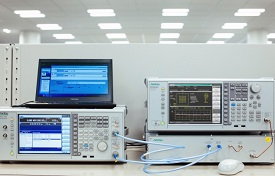 Signal Analyzer MS2850A's New Options for 5G NR Signal Analysis