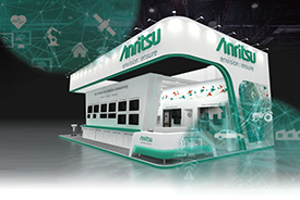 Anritsu Virtual Booth