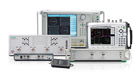 Vector Network Analyzers (VNA) Family