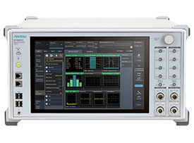 Anritsu Radio Communication Analyzer MT8821C