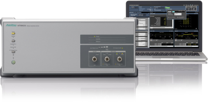 Anritsu introduced MT8862A Wireless Connectivity Test Set