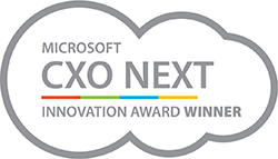 CXO NEXT Innovation Award Winner