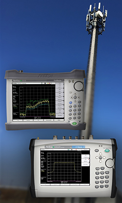 CPRI RF Measurement option for analyzers