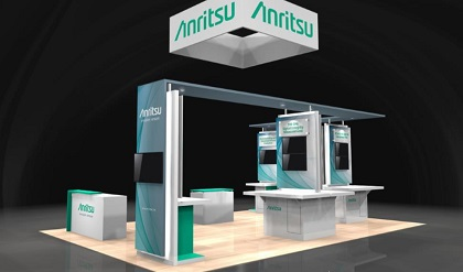 Anritsu Web Exhibition Booth