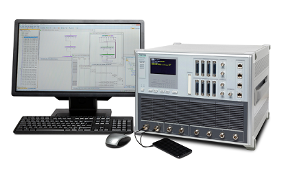 LTE Signalling Tester MD8430A and RTD(Rapid Test Designer)