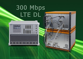 Signalling Tester MD8430A 300Mbps LTE DL