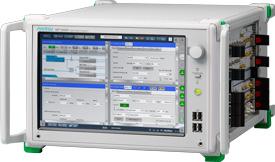 Signal Quality Analyzer R function MP1900A
