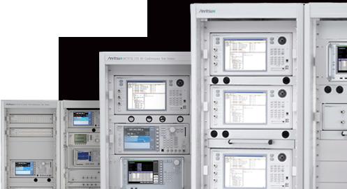ディジタル通信関連測定器 コンフォーマンステストシステム
