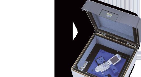 ディジタル通信関連測定器 シールドボックス