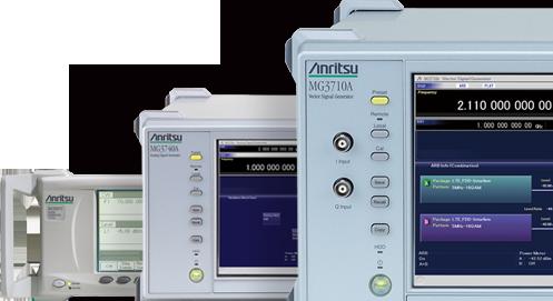 ディジタル通信関連測定器 信号発生器
