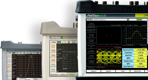 Cable and Antenna Analyzers