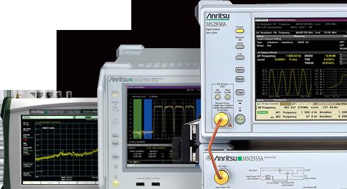 RF/マイクロ波関連測定器 スペクトラムアナライザ