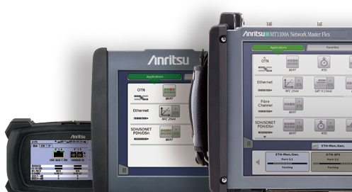 トランスポート・データ通信関連測定器 IPネットワーク測定器