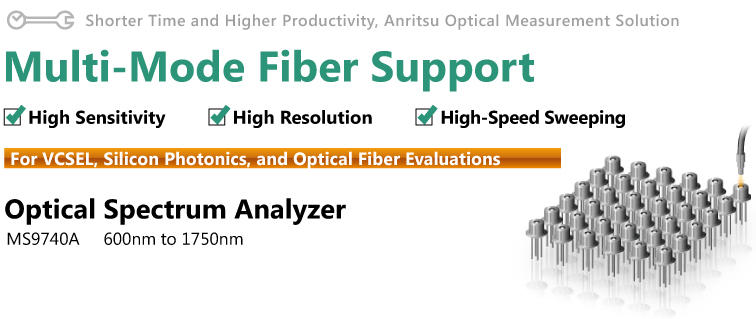Multi Mode Fiber Support