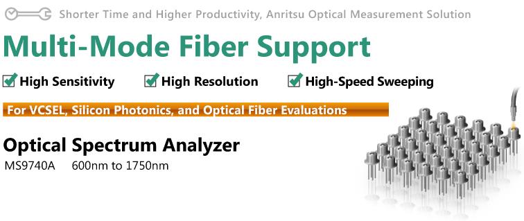 Multi Mode Fiber Support