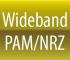 Wideband PAM/NRZ