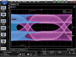 Anritsu MP1900A BERT CM/DMノイズ