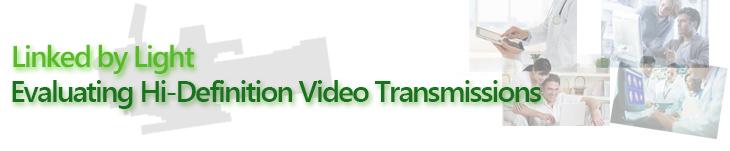 Evaluation video device