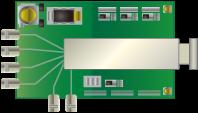 Anritsu MS9740B, Optical Transceiver