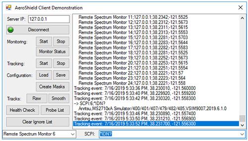 aeroshield client demo