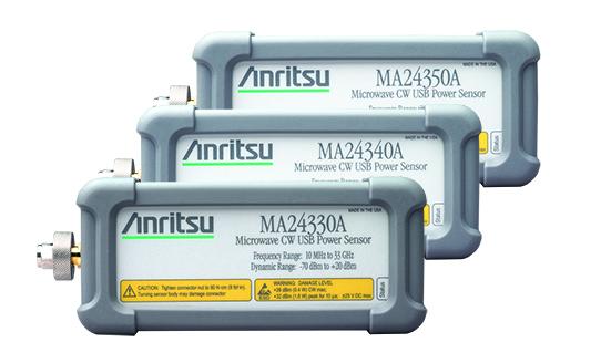 Anritsu USB Power Sensors