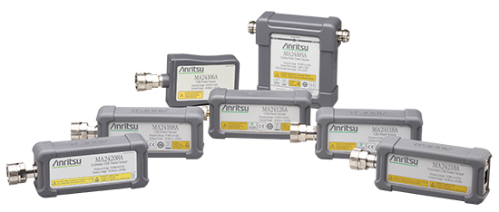 Anritsu Power Sensor Family
