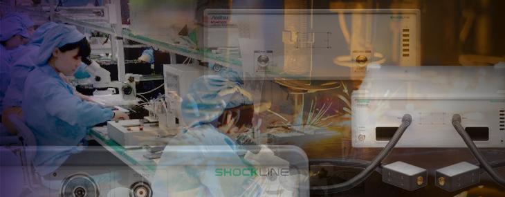 ShockLine manufacturing