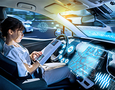 Automotive of 5G based IoT