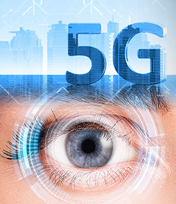 Customer of 5G based IoT