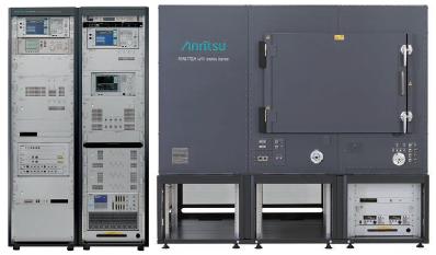 New Radio RF Conformance Test System ME7873NR+CATR Anechoic Chamber MA8172A