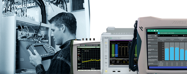 History and Achievements: Sweeping the RF market with the portable products