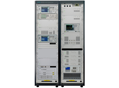 New Radio RFコンフォーマンステストシステム ME7873NR