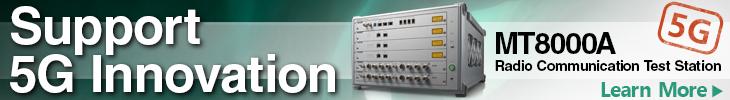 Radio Communication Test Station MT8000A