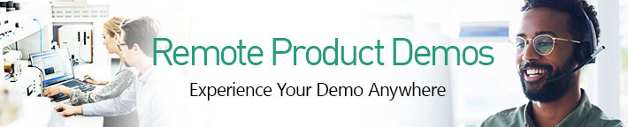 Remote Product Demos - Experience Your Demo Anywhere
