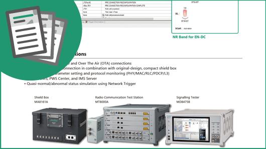 Leaflet: 5G Device Function Tests