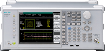 Signal Analyzer MS2850A