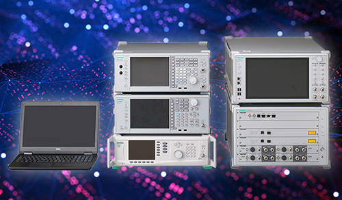 RF Regulatory Test System ME7803NR
