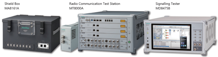 5G Device Application Test