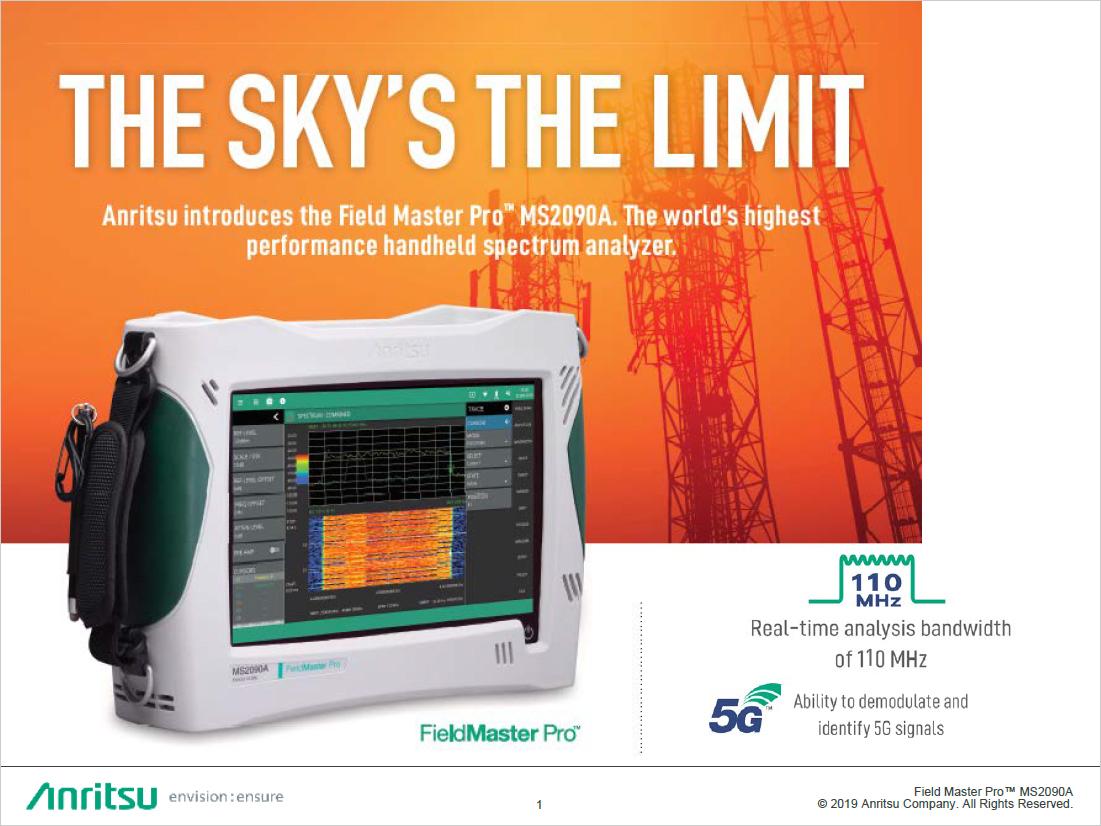 FieldMaster Pro MS2090A_MWC2020_Virtual